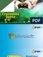 Microsoft School - Grupo-O
