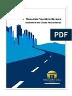 TCEMT_Manual de Procedimentos Para Auditoria de Obras Rodoviárias