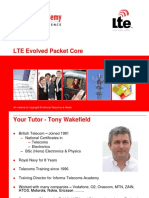 LTE Evolved Packet Core