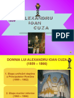 Alexandru Ioan Cuz A
