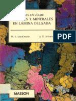 Atlas de Rocas y Minerales