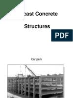 - Prcast Concrete Lecture