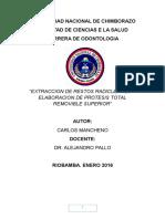 Caso Clinico Geriatria