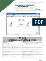 TP 1AII 1 Initiation a Automation Studio