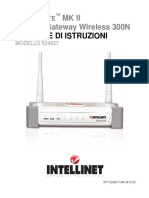 INTELLIGATE Usermanual Italiano v102
