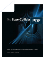 The Supercollider Book - Scott Wilson, David Cottle & Nick Collins