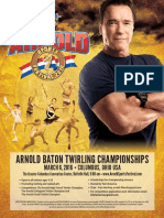 Arnold Sports Fest 2016