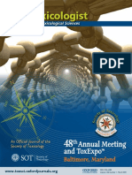 48th Annual Meeting of SOT