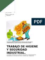 Higiene y Seguridad Tema Vi