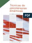 Florenzano - Tecnicas de Psicoterapias dinamicas