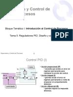 Control PID II