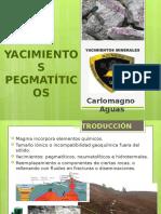 3-Yacimientos Pegmatíticos-CARLMAGNO AGUAS COBEÑA