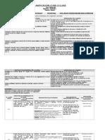 PLANIF. CLASE A CLASE - MATEMATICA - PRIMER AÑO BASICO - 2015 -  UNIDAD 2.doc