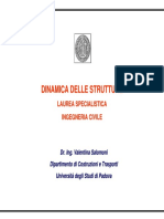 Dinamica Lineare FEM 1