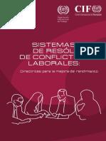 Solucion de Conflictos Laborales