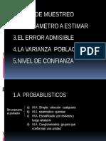 08 - PARA DETERMINAR EL TAMAÑO DE LA MUESTRA 13 - 10 -12.pptx