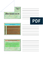 Microsoft PowerPoint - Session 5 - Distribution