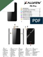 Manual p6 Pro