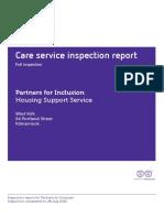 InspectionReport July 2015 Final