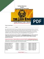 Feb 9 - Lion King - PDF