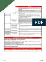 Acta Consignacion Documentos Clavenet Empresarial