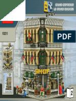 10211 Lego Creator Shop Book 1