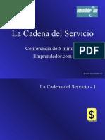 Cadena Del Servicio Al Cliente