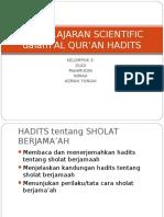Pembelajaran Scientific