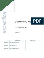 ES.03761.CO  Especificaciones particulares para instalaciones de conexion y enlace.pdf