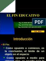 Fin Educativo