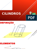 Cilindros e Pirâmides