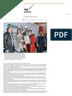 18-01-16 Pasaron 400 años sin escrituras en Bavispe; hoylas entregóClaudia Pavlovich - Reportero