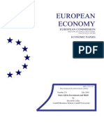 European Economy - State Aid to Investment and R&D