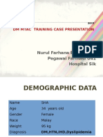 2 DMTAC Clinic Case