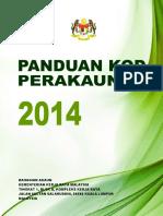 Panduan Kod Perakaunan 2014
