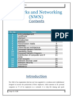 Networking Documentation