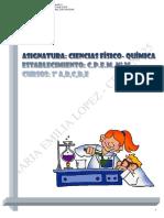 CUADERNILLO FISICO-QUIMICA 1°