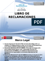 exposicionlibrodereclamaciones-120704150722-phpapp01