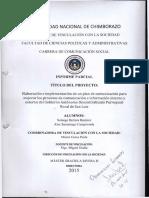 Informe Parcial Comunicacion