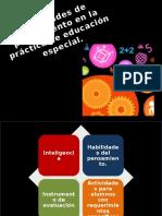Habilidades de Pensamiento en La Practica