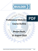 Course Website