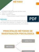 Metodos Psicologia