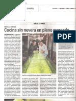 Abastos 2.0 en Fugas de La Voz de Galicia