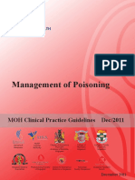 Management of Poisoning - Booklet