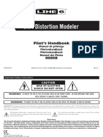 DM4 Quick Start Pilot's Handbook - English ( Rev B )