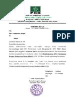 Surat Rekom PKB