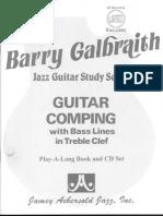 Barry Galbraith - Guitar Comping Vol 3
