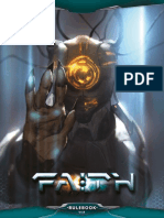 En FAITH the Sci-fi Rpg Ruleset