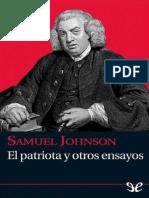 El Patriota y Otros Ensayos de Samuel Johnson