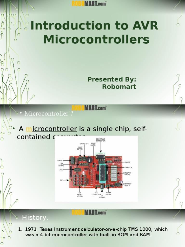 Avr Microcontroller Board Robomart Integrated Dtmf Based Robo Car Design Circuit Using 8051